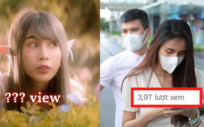 Buồn của ca sĩ Thuỷ Tiên: Ra MV hoành tráng nhưng view sau 9 tháng chẳng bằng 11 phút livestream sao kê