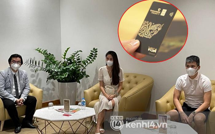 Điều kiện để trở thành VIP của Vietcombank như vợ chồng Thuỷ Tiên - Công Vinh: Có dư trong tài khoản trên 2 tỷ đi rồi tính!