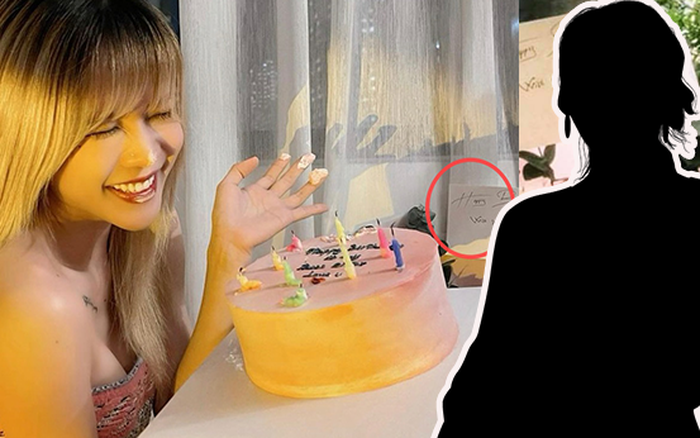 Zoom cận thiệp chúc sinh nhật Thiều Bảo Trâm, hoá ra từ nhân vật từng góp phần làm bùng nổ drama