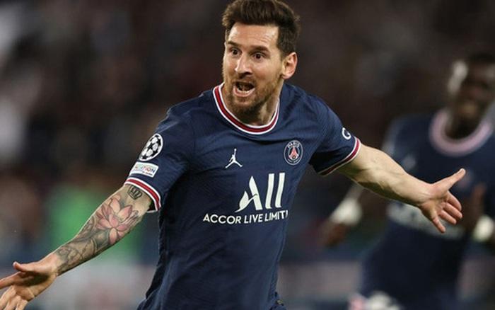 Messi cuối cùng cũng