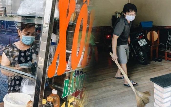 Hàng quán ở TP.HCM đã bắt đầu rục rịch: Quán phở mua xương về hầm nước lèo, quán cafe dọn dẹp sạch sẽ để mở bán lại