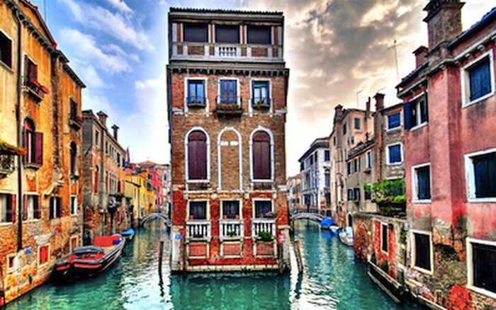 vẻ đẹp Venice