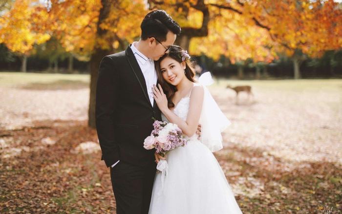 Bộ ảnh cưới 4 mùa bên nhau và cái kết viên mãn của ...