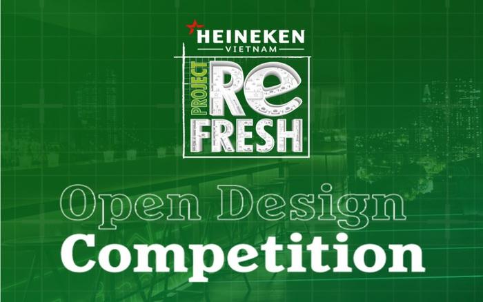 Project Refresh - Heineken® chào đón tài năng thiết kế Việt kiến tạo không gian bar cho tương lai