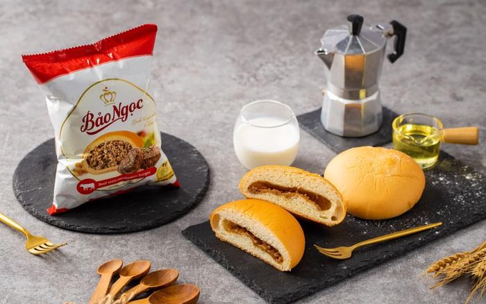 """Bữa sáng tiện lợi cho thời kỳ """"bình thường mới"""" cùng bộ 3 bánh burger tươi nhân mặn"""