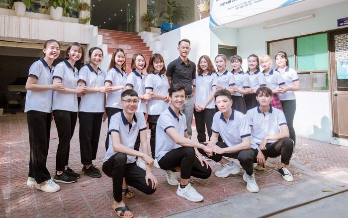 Trường Cao đẳng Ngoại ngữ và Công nghệ Việt Nam dành nhiều học bổng cho tân sinh viên - ảnhchụplén