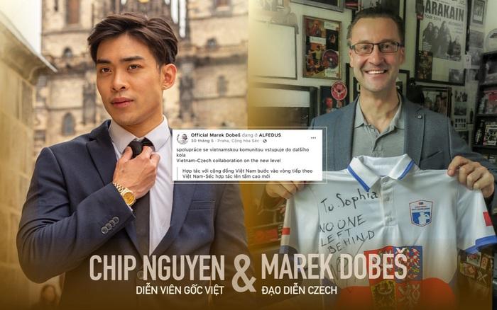 Chip Nguyễn nhận diện một chất Việt trên màn ảnh lớn - ảnhchụplén