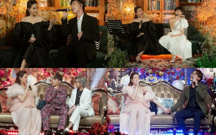 Chuỗi Private Show Love Songs của Hồ Ngọc Hà - điểm sáng của năm về một chương trình âm nhạc đậm chất nghệ thuật
