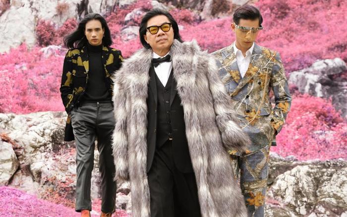 Ông bố siêu chất của gia đình sở hữu hệ thống thời trang nam Biluxury
