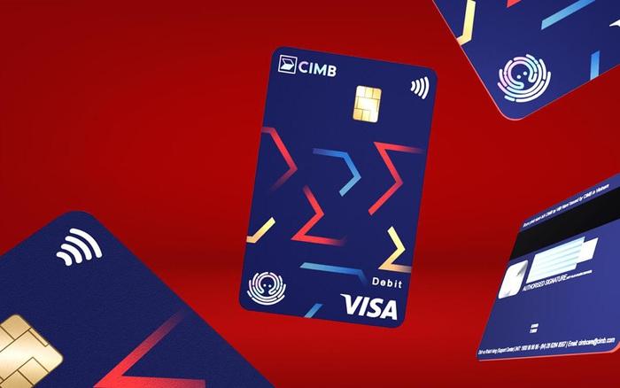 """Giải mã cơn sốt thẻ ghi nợ CIMB Visa Debit phiên bản """"thay áo"""" - """"ngầu"""" từ hình thức đến tính năng dành riêng cho giới trẻ"""