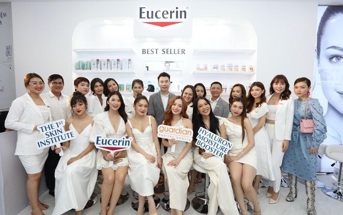 Eucerin khai trương học viện chăm sóc da đầu tiên của mình tại châu Á