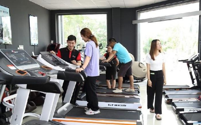 4 gợi ý mua máy chạy bộ nào tốt cho người mới tập thể thao