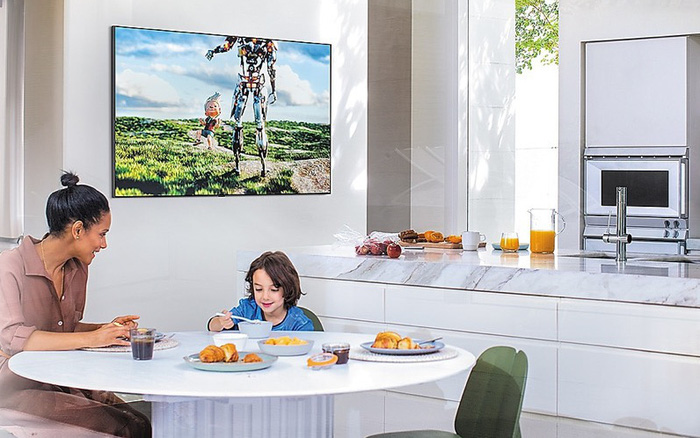 Lên đời siêu phẩm TV Samsung với giá siêu hời tại ngày hội Black Friday