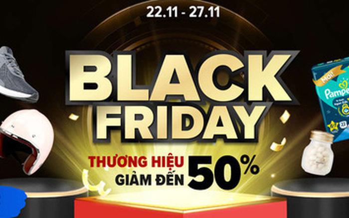 Cấp báo loạt deal siêu giảm giá không ngờ trong ngày Black Friday tại Việt Nam