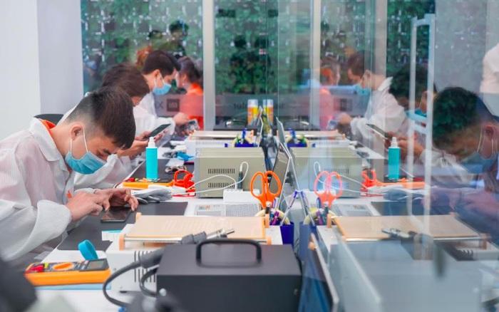 Trung tâm bảo hành Xiaomi đầu tiên tại Việt Nam khai trương - minh chứng cho cam kết bền vững của Xiaomi