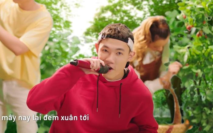 """Tage lại cưa đổ trái tim rap fan với MV đón Tết """"Trao lộc đất trời"""" rộn ràng"""