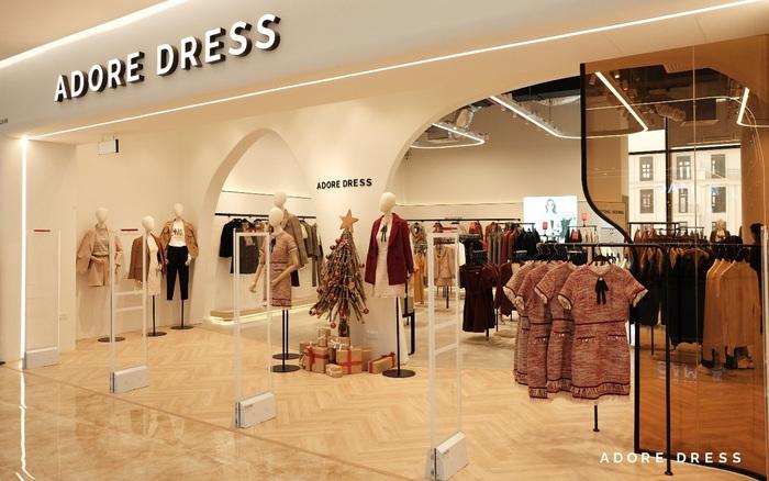 Adore Dress rộn ràng khai trương 2 cửa hàng mới tại Ocean Park Hà Nội và Aeon Mall Hải Phòng