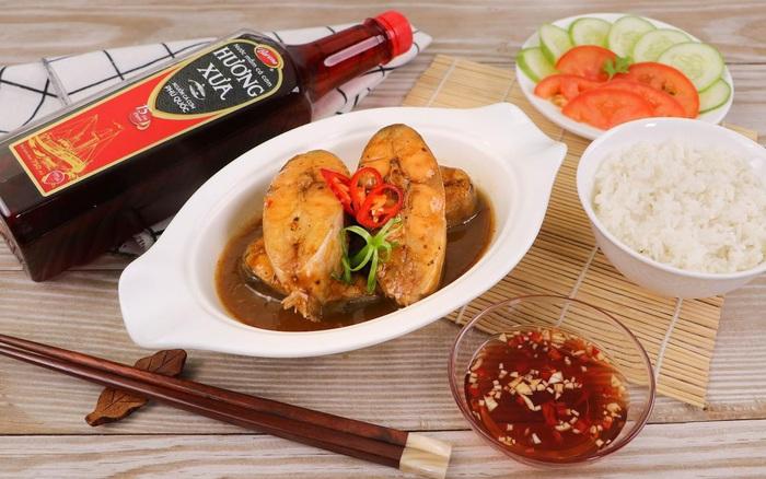 Nước mắm cá cơm - Hồn túy ẩm thực Việt