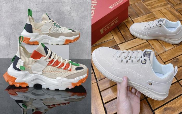 Những đôi giày sneakers không bao giờ lỗi mốt