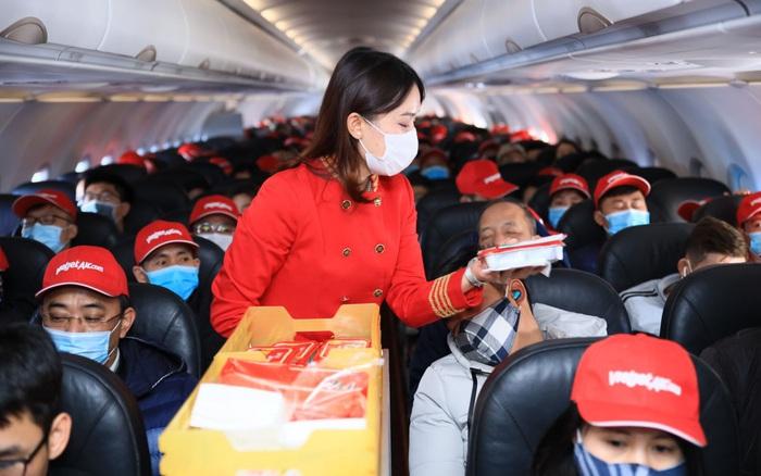 Tiên phong phòng chống dịch, Vietjet đảm bảo an toàn cao nhất cho các chuyến bay