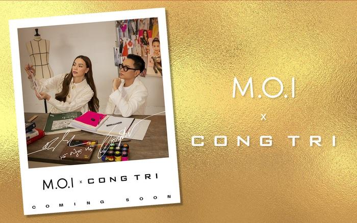 """Sự kết hợp giữa NTK Công Trí và thương hiệu mỹ phẩm Việt M.O.I của Hà Hồ khiến hội chị em mê làm đẹp """"đứng ngồi không yên"""""""