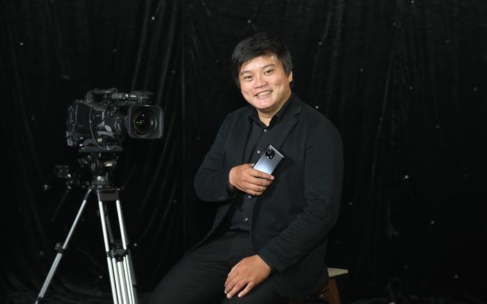 """Sau thành công vang dội của """"Ròm"""", đạo diễn Trần Thanh Huy ấp ủ dự án phim được quay 100% bằng điện thoại"""