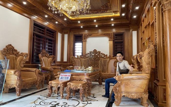 Đồ gỗ Thành Luân - Nâng tầm phong cách gia đình bạn