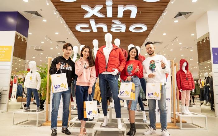 Thương hiệu thời trang Việt tri ân khách hàng cực lớn mừng sinh nhật