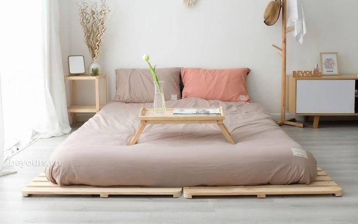 Lên ý tưởng trang trí phòng cho những nàng độc thân chuộng phong cách sống tối giản