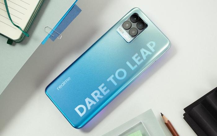 """Chiếc smartphone Realme 8 Pro """"vừa khít"""" gu Gen Z, đặt trước tại Thế Giới Di Động còn được giảm 300k tặng loa bluetooth 1.290.000 đồng"""