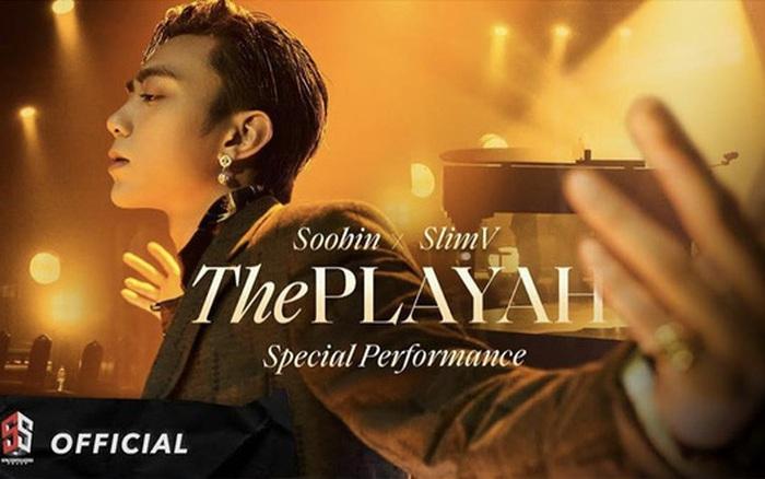 Khán giả phản ứng tích cực với SOOBIN trong bản phối mới The Playah của SlimV