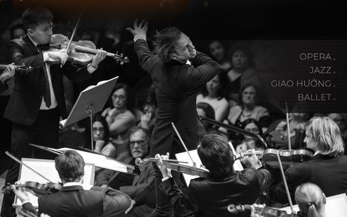 Mezzo Live HD - Kênh âm nhạc cổ điển chinh phục người yêu nghệ thuật từ cái nhìn đầu tiên