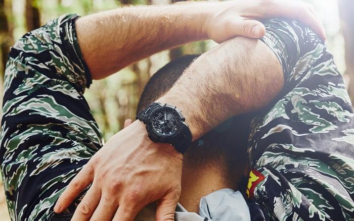 Đam mê đồng hồ G-Shock - thể hiện chất riêng của mình