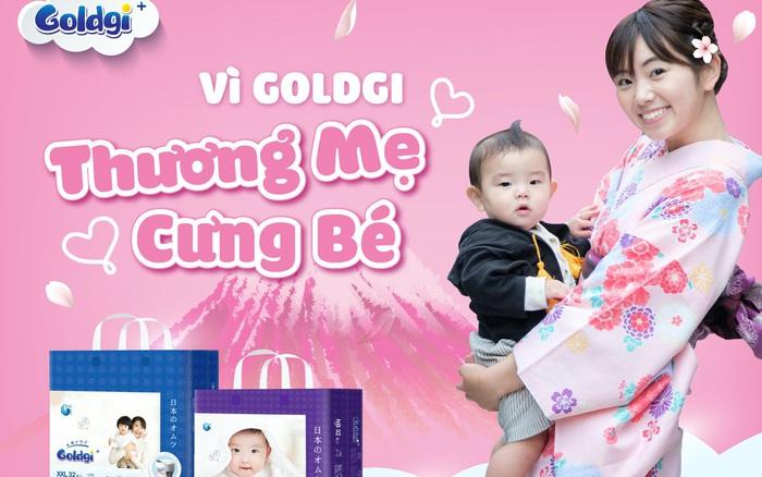 Tã Goldgi - lựa chọn tối ưu mẹ dành cho bé - giá vàng 9999 hôm nay 164