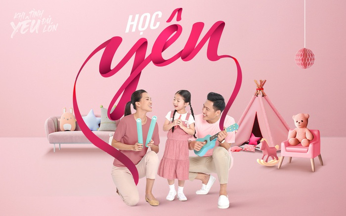 """Chiến lược """"Học Yêu"""" từ Prudential Việt Nam: Gắn kết cảm xúc giữa khách hàng và thương hiệu"""
