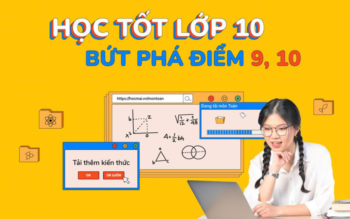 Không phải điểm thi vào 10, chính phương pháp học tập mới quyết định đến tương lai của 2k6