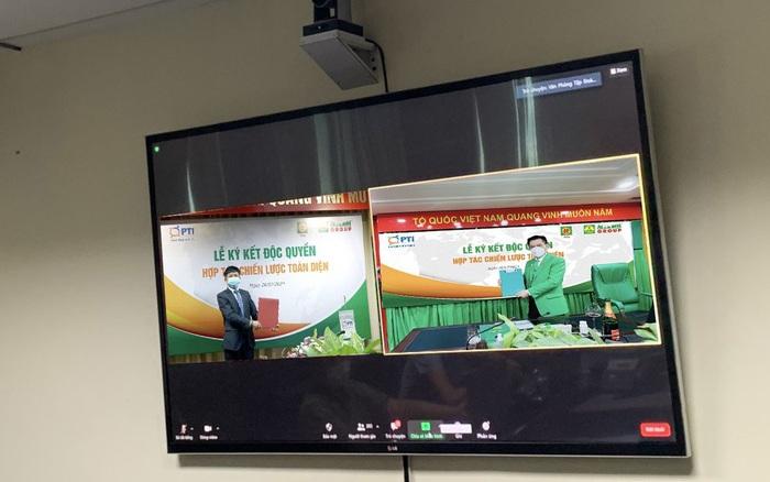 Bảo hiểm Bưu điện (PTI) và Tập đoàn Mai Linh: Hợp tác độc quyền và toàn diện
